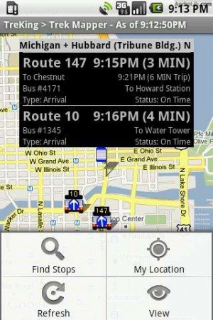 TreKing (Chicago) 1.7.5 for android