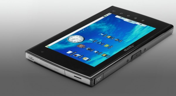 eLocity A7, The Most Powerful Android Tablet To Date