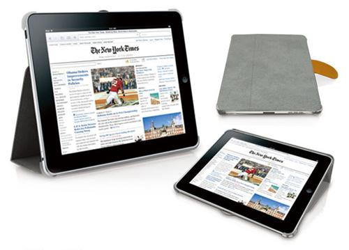 iPad Macally Bookstand Case