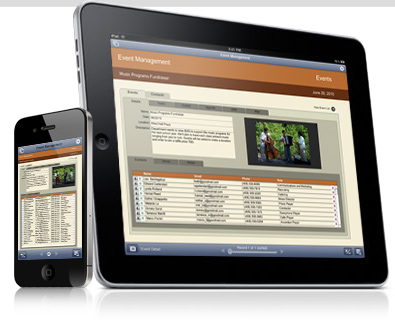 iPad and iPhone Introduce Filemaker Go