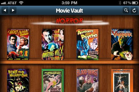 movie vault iphone