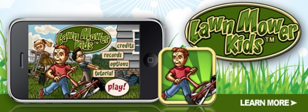 A Consumer Review of Lawnmower Kids for iPhone