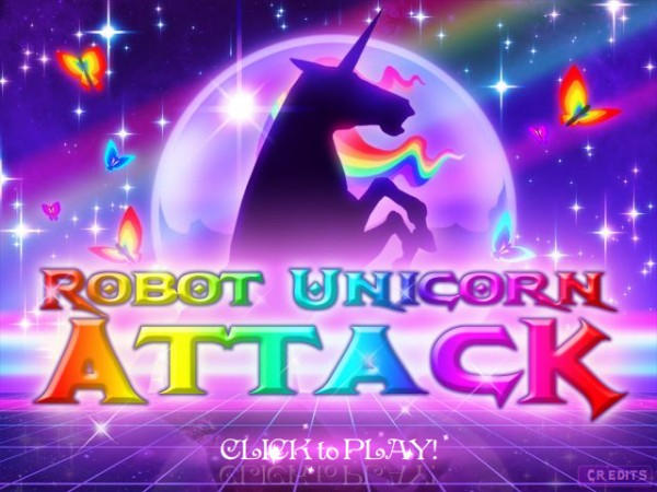 A User Review of Robot Unicorn Attack for the iPhone