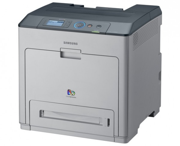 CLP 770 from Samsung Outstanding printer for hefty business