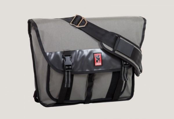 Chrome Buran laptop messenger bag - its weatherproof