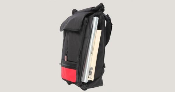 Chrome Soyuz weather-proof laptop backpack