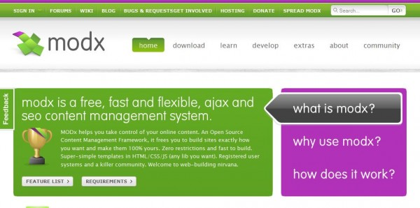Coming Up With Websites Using MAMP and Modx