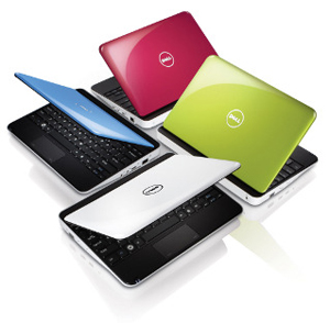Inspiron Mini 1012 Notebook Family