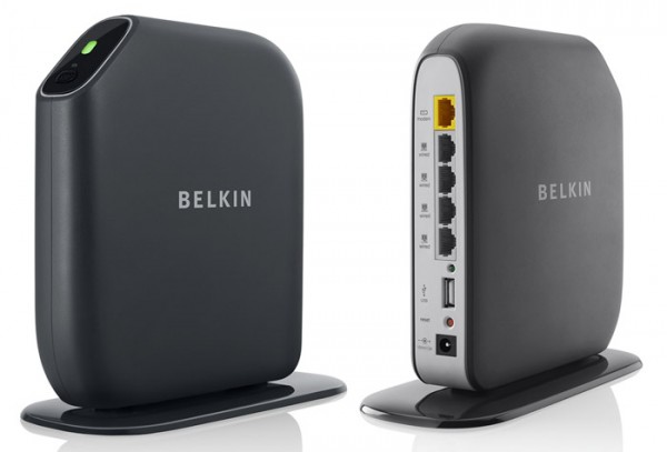 Efficient networking stems from an innovative wireless router