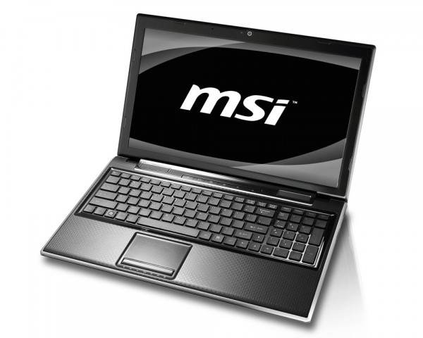 FX600 Laptop from MSI: User friendly, within your budget