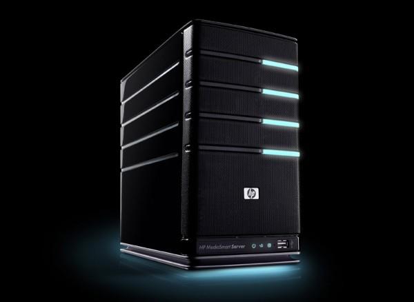 HP MediaSmart Server EX495