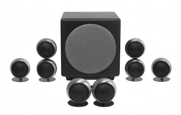 Home Theater Speakers by Orb