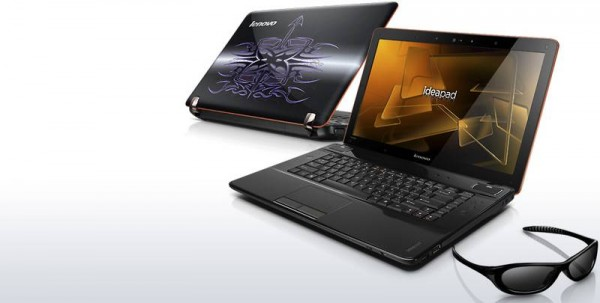 Idea Pad Y560D from Lenova High performance and productivity