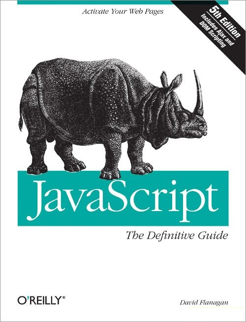 JavaScript: The Definitive Guide Is A Must Read For Web Designers