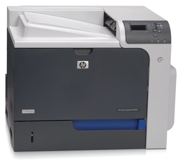 Laser Jet CP 4025dn of HP for office which demands heavy workload