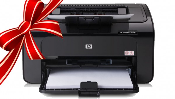 Laser Jet P1102w of HP Printer for low demands in output