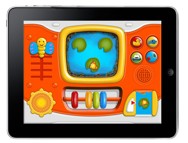 Limited but Still Useful Baby Explorer for iPad