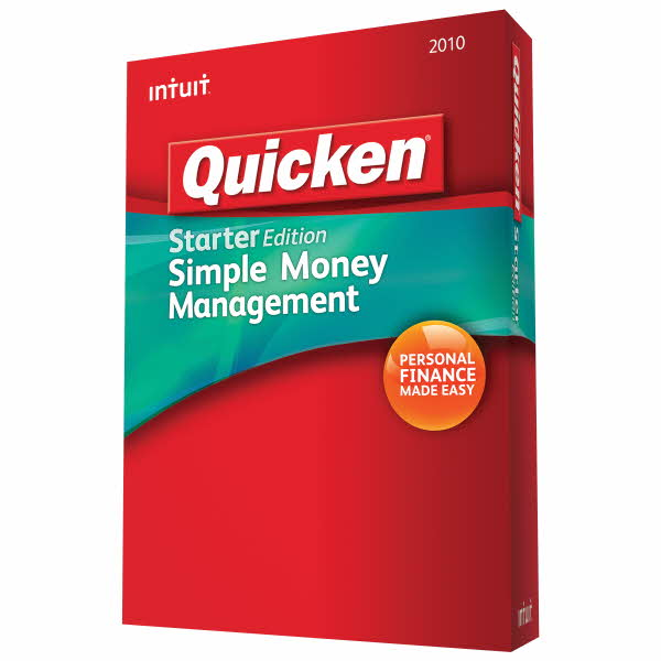 Manage Your Personal Finances with Quicken 2010