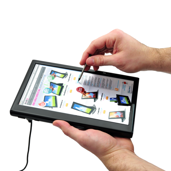 Monster Touch screen
