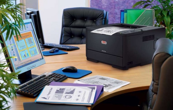 OKI B411DN from Okidata: Perfect printer with all elements