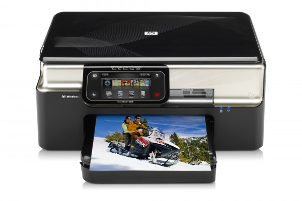 Photo Smart Touch Smart from HP with Web Touch-screen