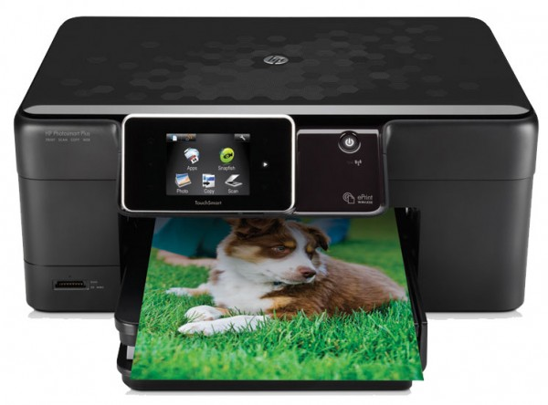Photo smart Plus from HP: Budget Printer with all essential features