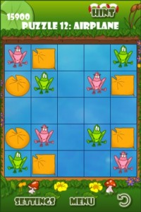 Refresh, discover and enjoy with Frogiz Puzzle Logic