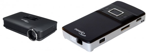 Reviews on Both the Optoma PK201 and PK301 Pico Projectors