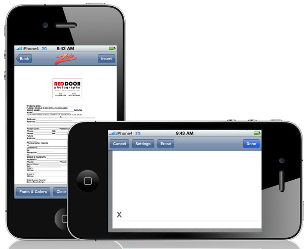 Sign And Complete Your Paperwork With Zosh