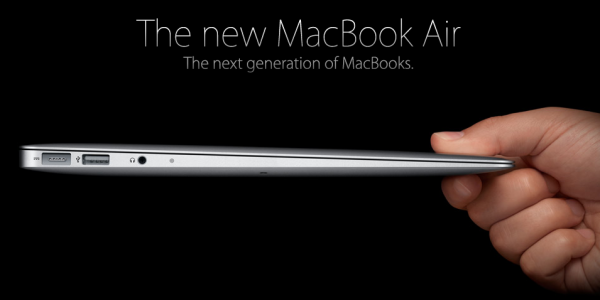 The 13 Inch Long Macbook Air