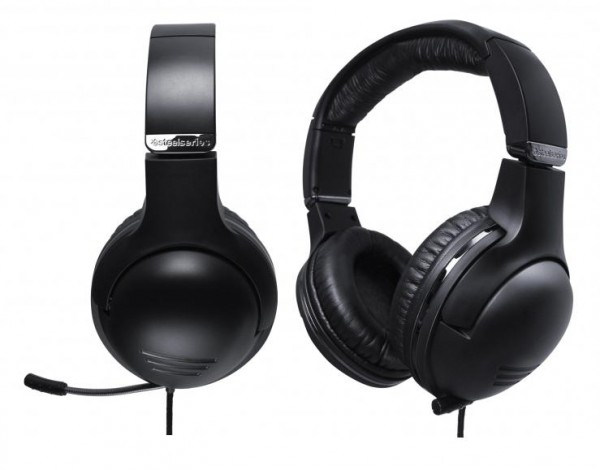 The 7H Gaming Headset by SteelSeries
