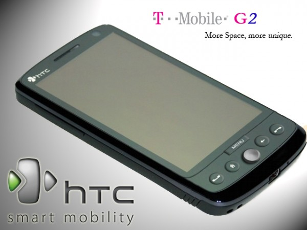 The T-Mobile G2