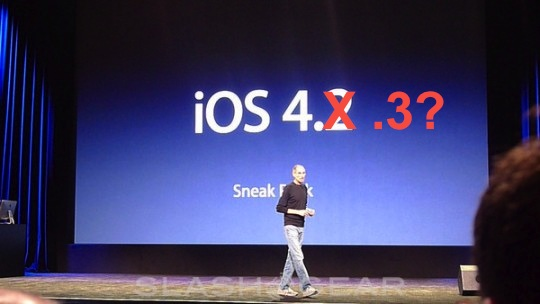 What We May Get From iOS 4.3