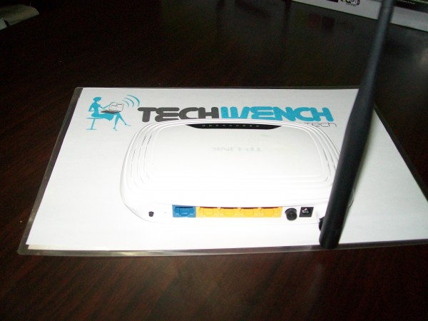 TP-LINK 150Mbps N router (TL-WR740N) Review