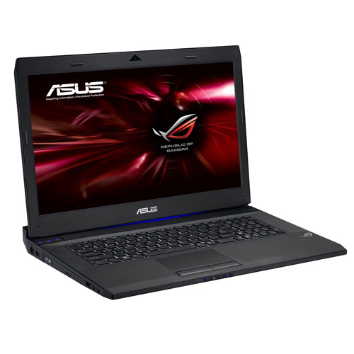ASUS G73JW-XA1 Republic of Gamers gaming laptop for ultimate gaming experience