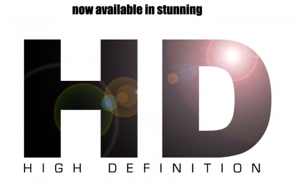Are You Watching in High-Definition