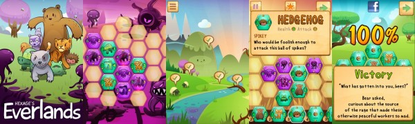 Everlands 1.4 on your iPad or iPhone