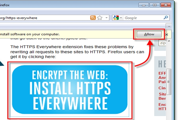 How to Encrypt Your Web Experience on Firefox