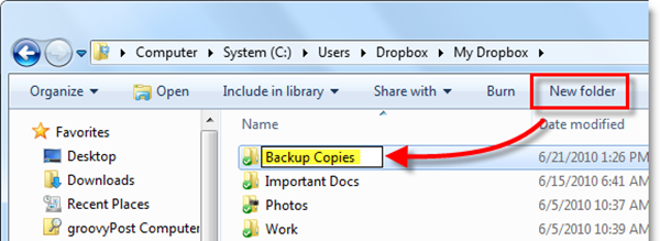 Link Drop Box to Microsoft Office and Be Safe!