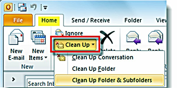 Spring Cleaning: Cleaning out your Outlook Folders and Chats