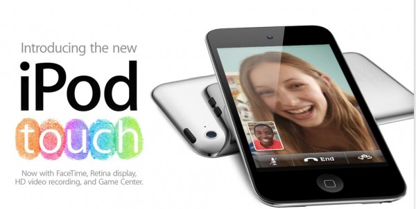 Top 6 games for the new iPod Touch with Retina Display