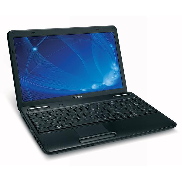 Toshiba Satellite C655-S5119 Laptop (Black) for gaming action