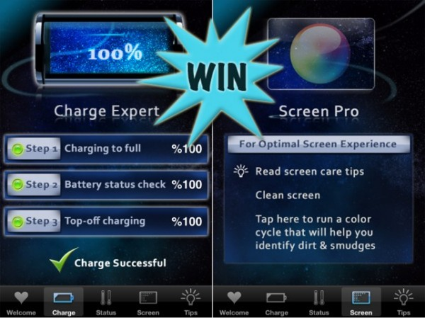 Understanding the Battery and Screen Pro