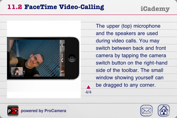 iCademy! Is their more to your iPhone