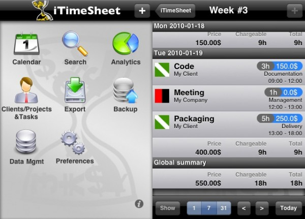 Apple iPhone 4G 17 Apps for Work, Finance, and Travel