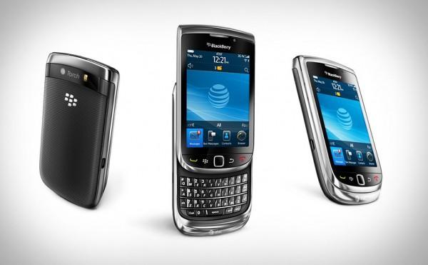 Blackberry Torch 101