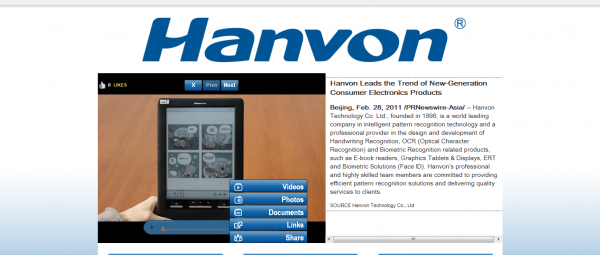Hanvon has redefined innovation and style