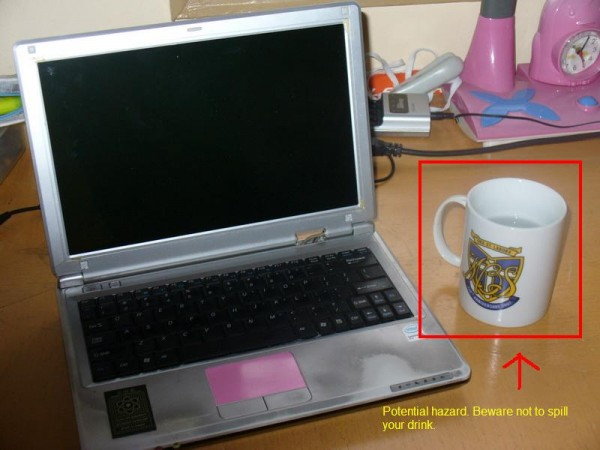 How to Survive an Accidental Spill on Your Laptop