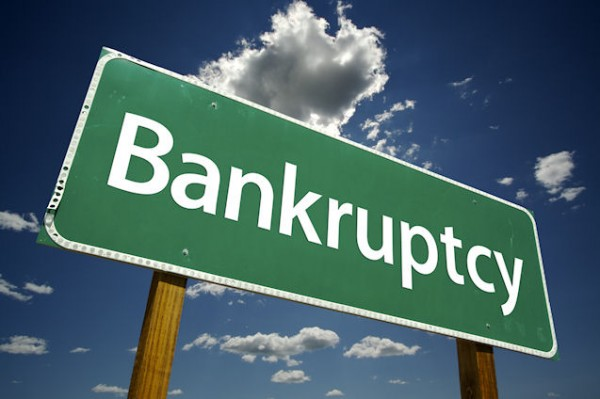 Why Big Businesses Are Filing Bankruptcy