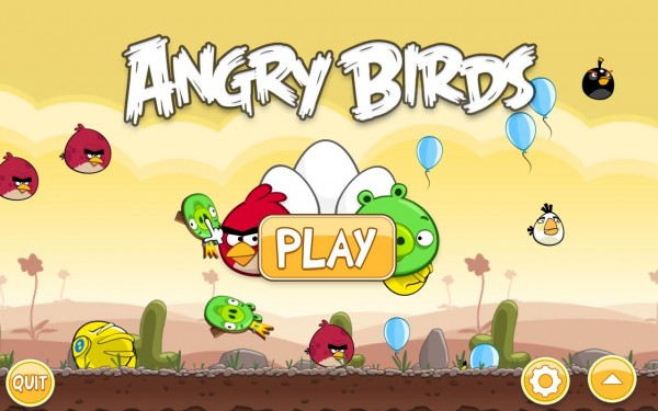 Mario Is So Yesterday – Make Way for Angry Birds
